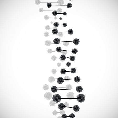 DNA molecule Stock Vector - 20718516