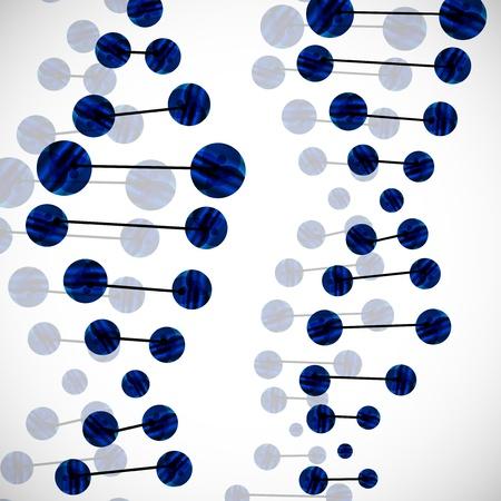 deoxyribose: DNA molecule