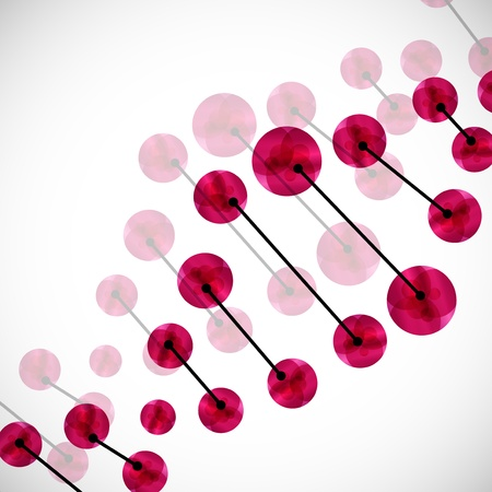 DNA molecule Stock Vector - 18817023