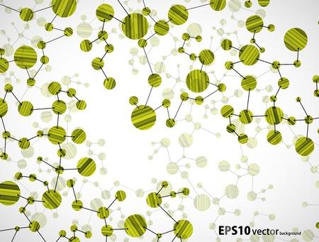 DNA molecule Stock Vector - 23514651