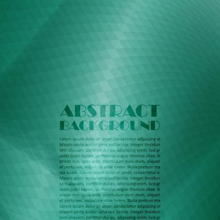 corduroy background: Green background Illustration
