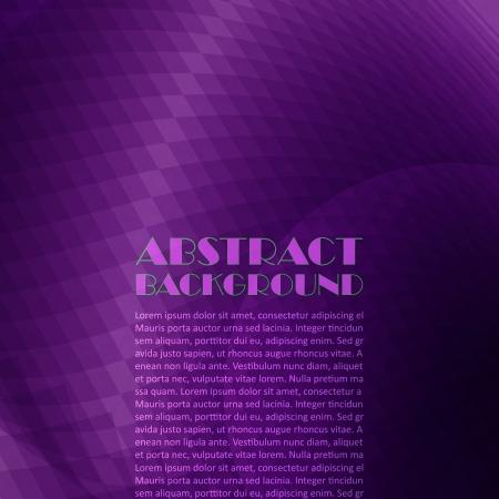 classy background: Purple background Illustration