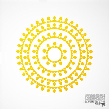 community people: Colorful comunit� icone di persone in cerchio