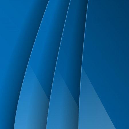 Bend blue stripes