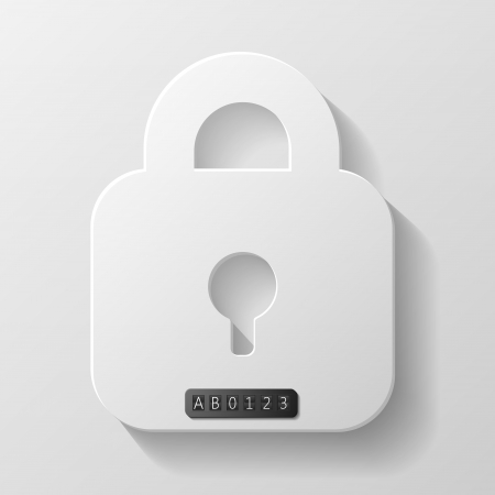 safe guard: Closed locker