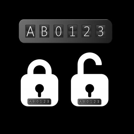 white lockers on codes
