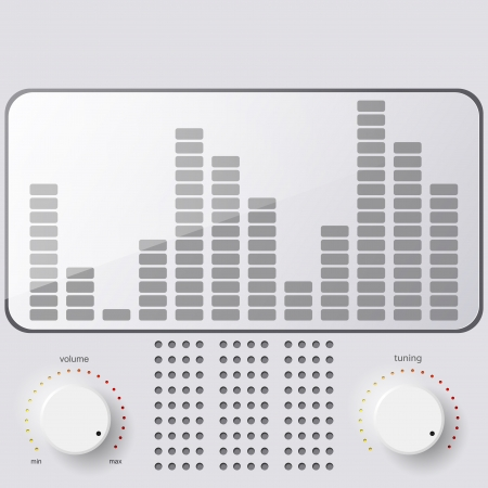 amplify: Control panel Illustration