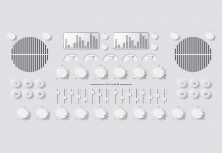 control panel: pannello di controllo