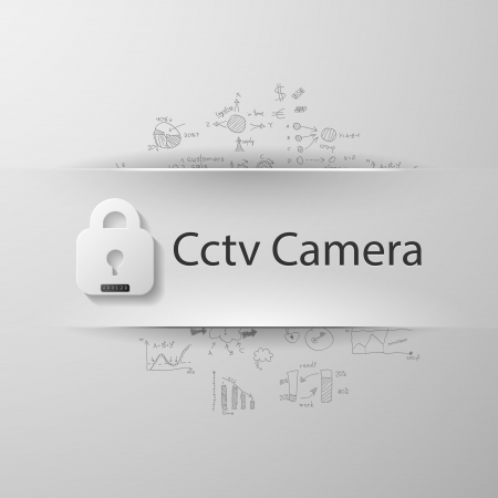 Cctv camera Illustration