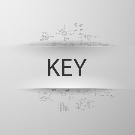 formula concept: KEY Illustration
