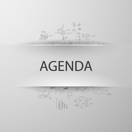 formula concept: agenda