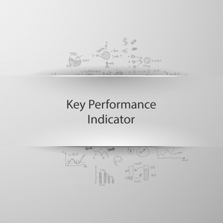 formula concept: Key Performance Indicator