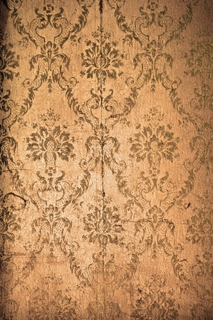 vintage wallpaper background Stock Photo - 9377207