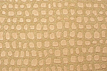 brown reptile skin wallpaper background. textured pattern Stock Photo