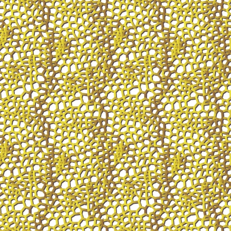 decorative seamless pattern with net