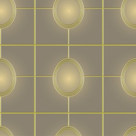 wallpapers: seamless decorative Easter pattern, eps 8