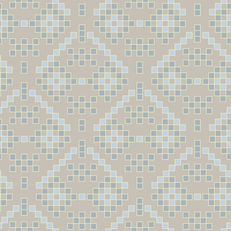 etnic: abstract seamless geometric pattern in light colors