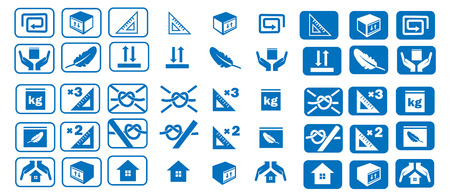 durable: set of logistic icons