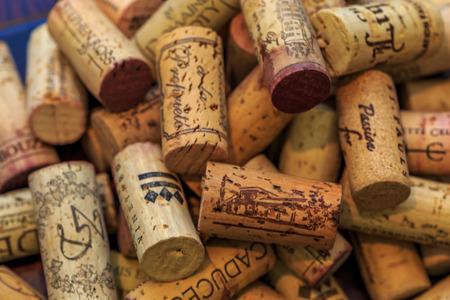 wine cork: wine cork Stock Photo