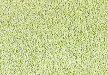 soft tissue: Texture green of soft tissue fibers. Close-up. Stock Photo
