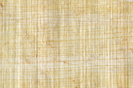 Texture of papyrus paper to use as a background. Banco de Imagens