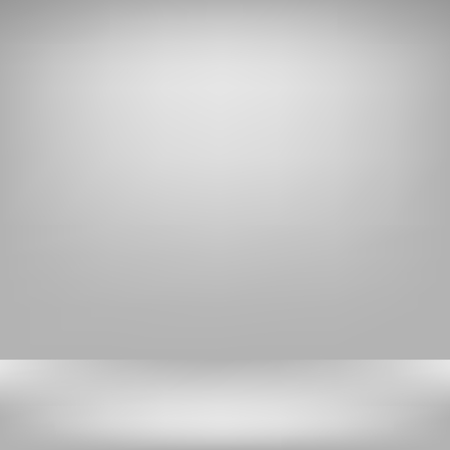 gradient: Empty gray studio backdrop Interior  in Vector EPS 10