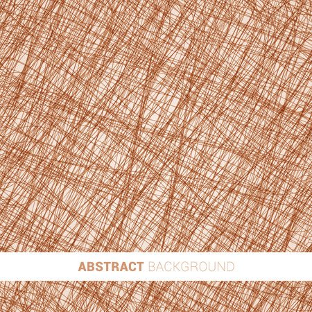 stripy: Abstract vector background of brown stripy texture. Illustration
