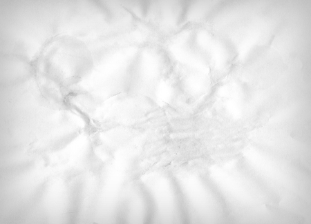 crumpled sheet: Crumpled sheet of paper as a background. Stock Photo