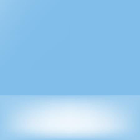 studio backdrop: Empty blue studio backdrop Interior