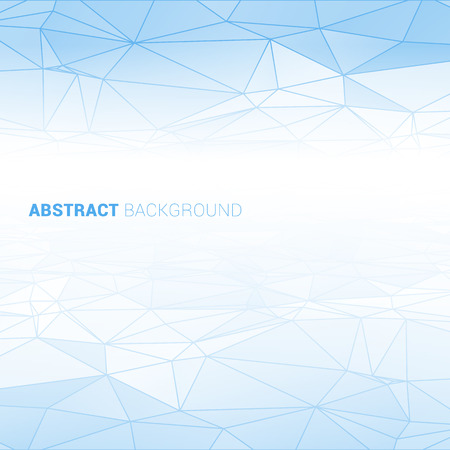 copyspace: Lowpoly background with copy-space. Illustration