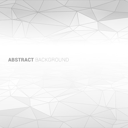 copyspace: Lowpoly background with copy-space. Vector illustration EPS10 Illustration