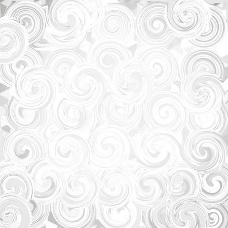 scrolling: Abstract wallpaper of scrolling patterns. Illustration