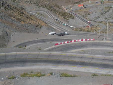 switchback: Road trip from Santiago de Chile to Mendoza