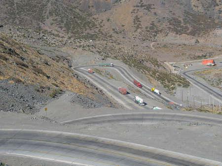 aconcagua: Road trip from Santiago de Chile to Mendoza