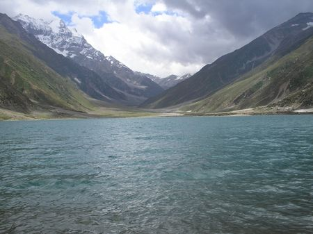 ul: Lake Saif-ul-molok In Pakistan