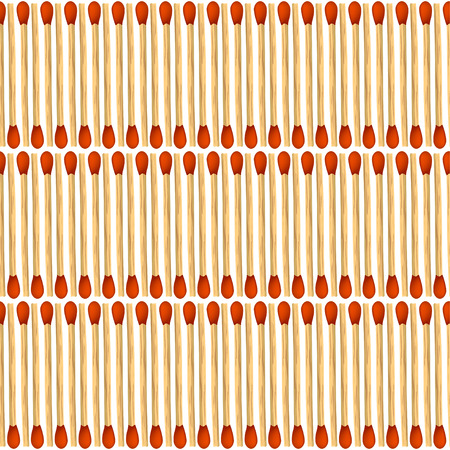 unused: illustration of background with alot of matches pattern