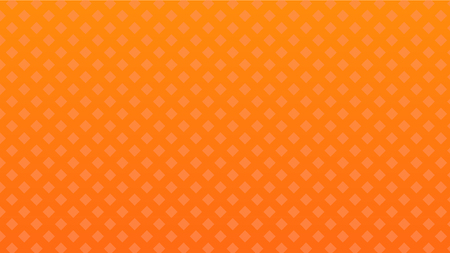 illustration of orange color background with some square texture on it Illustration