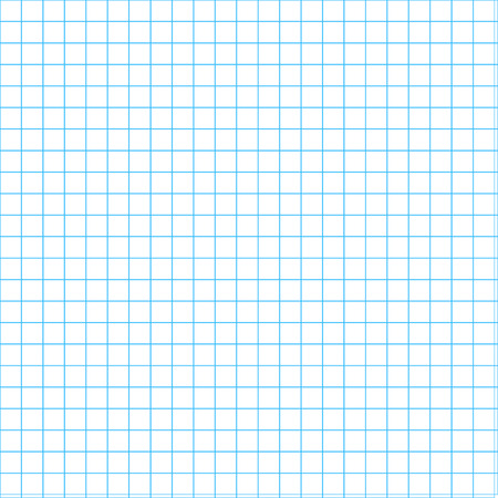illustration of blue grid on white background. color of grid is blue
