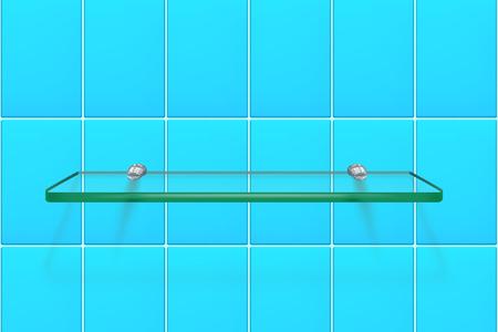 transparent glass: transparent glass shelf