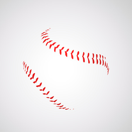 baseball ball silhouette 01