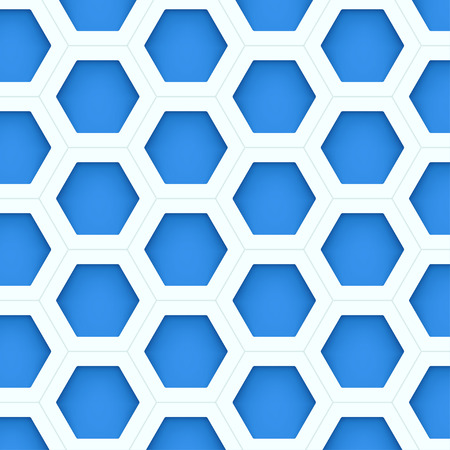 mesh: hexagon background cell