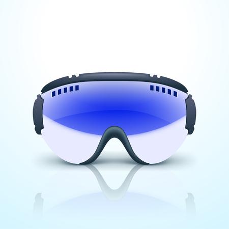 スキー用メガネ
