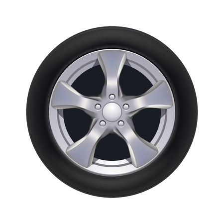 alloy: car wheel 01
