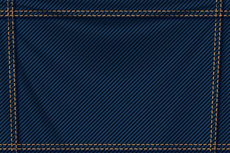 background blue denim