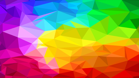 rainbow abstract: abstract colorful background 02