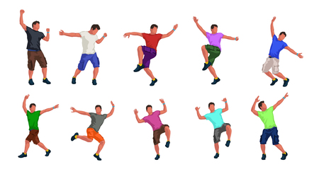 male dancer set