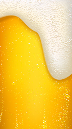 ラガービールの背景