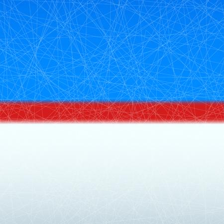 hockey rink surface