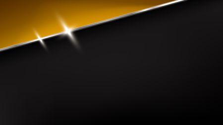 dark yellow background Vector illustration. 矢量图像