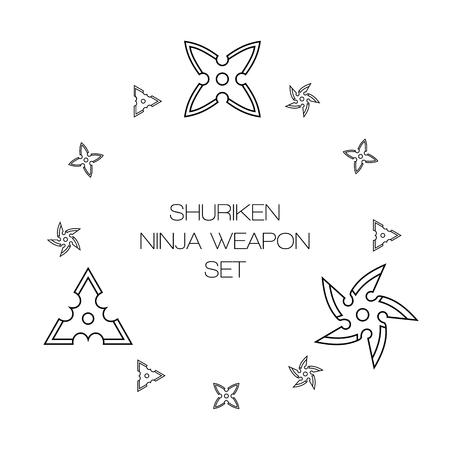shuriken: Shuriken ninja japanese concealed weapon.